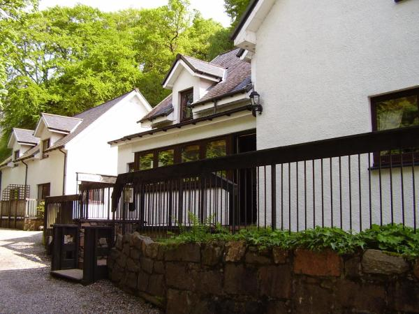 The Brevins Guest House in Fort William, Highland, Scotland
