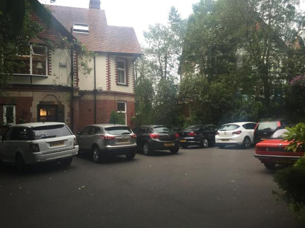 Oakfield Lodge in Marple, Greater Manchester, England