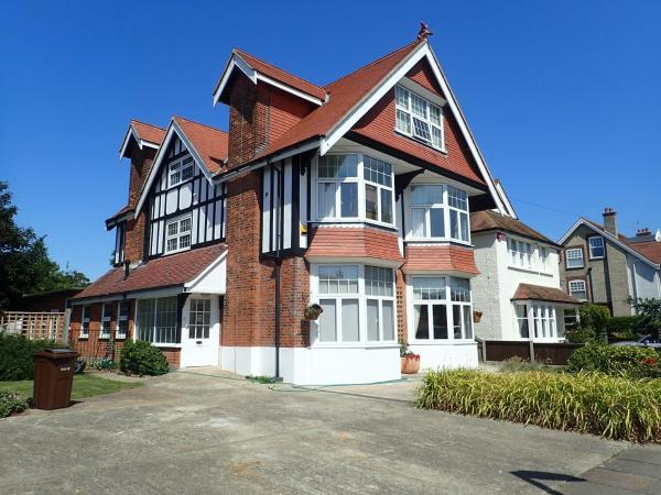 The Old Surgery in Frinton-on-Sea, Essex, England
