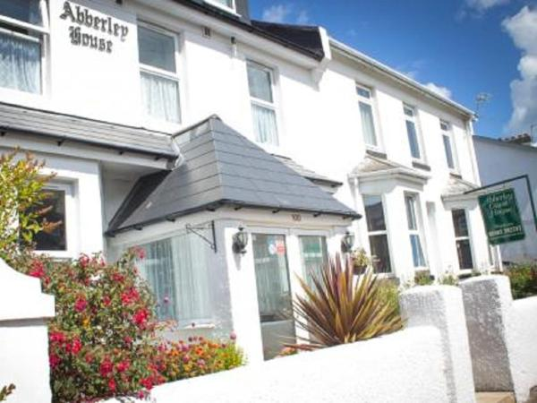 Abberley Guest House in Torquay, Devon, England