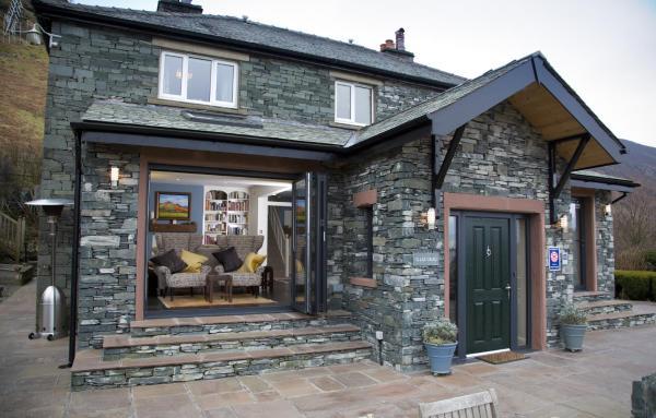 Ellas Crag Guest House in Keswick, Cumbria, England