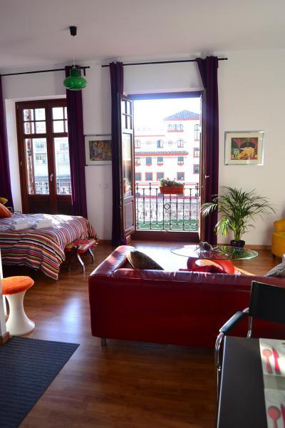 Shiny Malaga Apartments