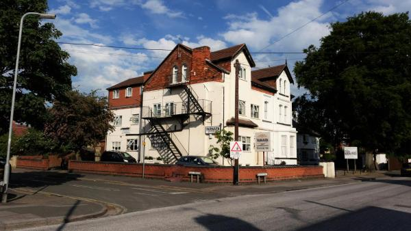 Fairhaven Guest Accommodation in Nottingham, Nottinghamshire, England