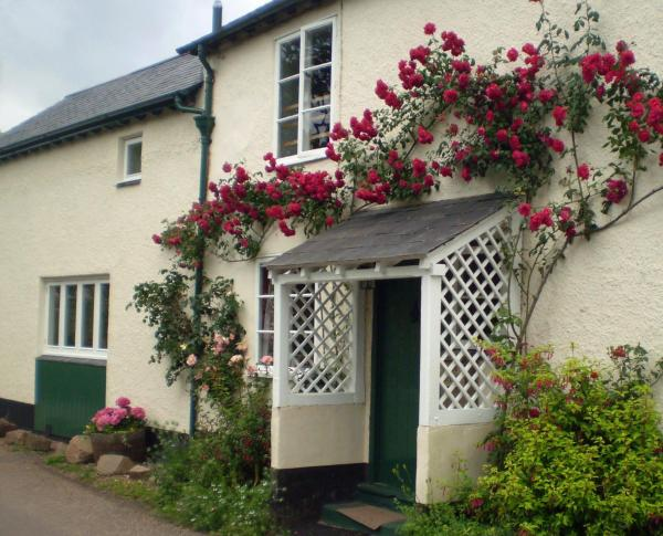 Forge Cottage in Minehead, Somerset, England