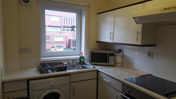 Apartment North Woodside Road in Glasgow, Lanarkshire, Scotland