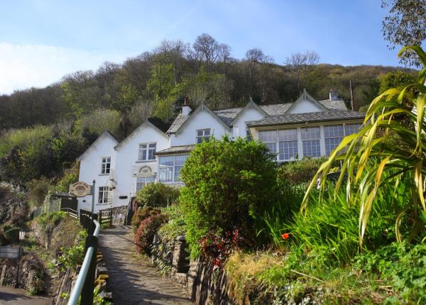 The Bonnicott Hotel Lynmouth in Lynmouth, Devon, England
