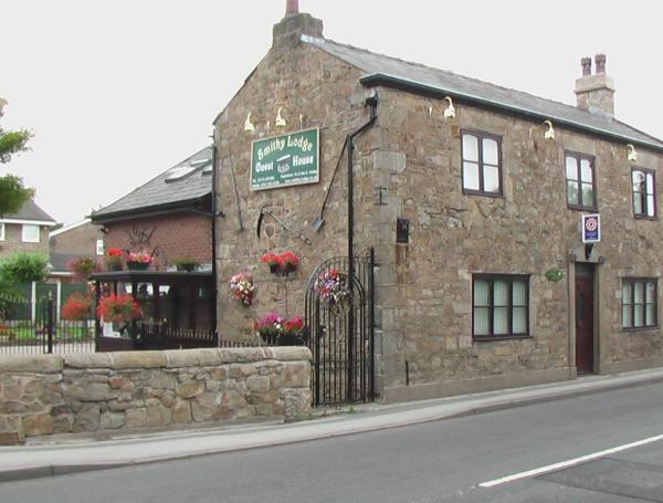 Smithy lodge Guest House in Leyland, Lancashire, England