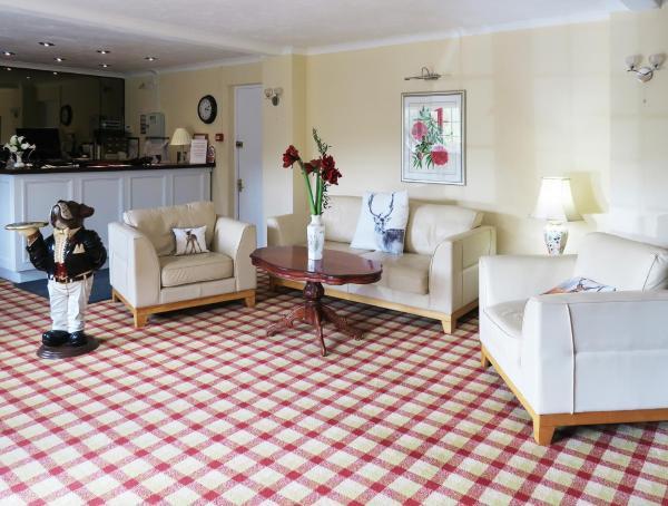 Exmoor Manor Hotel in Lynton, Devon, England