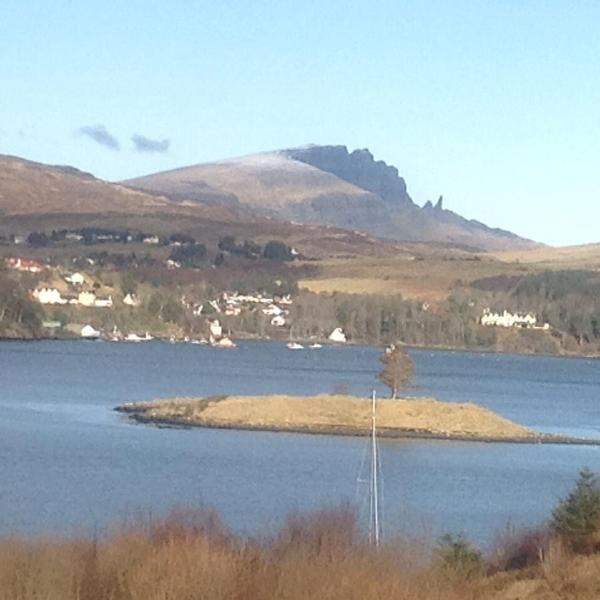 An Storr in Portree, Highland, Scotland