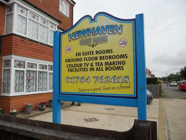 Newhaven Guest House in Skegness, Lincolnshire, England