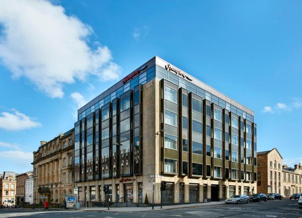 Hampton by Hilton Glasgow Central in Glasgow, Lanarkshire, Scotland