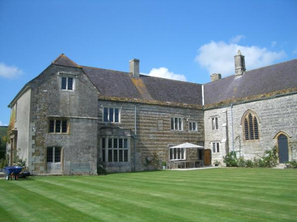 Higher Melcombe Manor in Ansty, Dorset, England