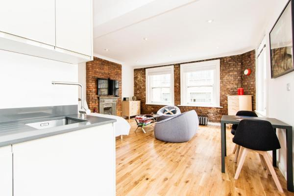 Shoreditch / Brick Lane Mini Loft in London, Greater London, England