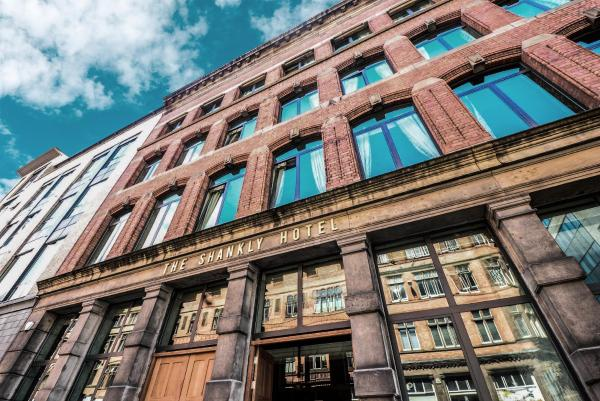 The Shankly Hotel in Liverpool, Merseyside, England