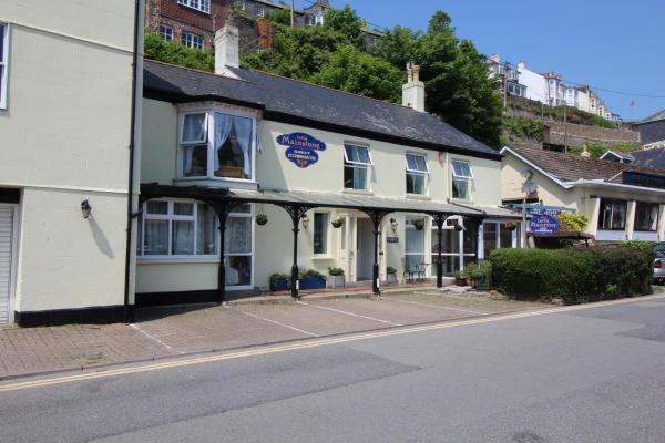 Little Mainstone Guest House in Looe, Cornwall, England