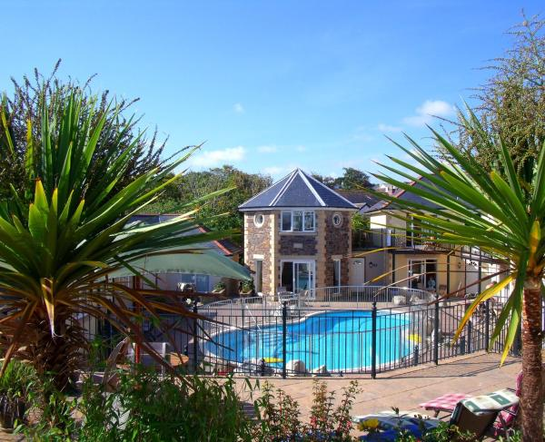 Porth Veor Manor Villas & Apartments in Newquay, Cornwall, England