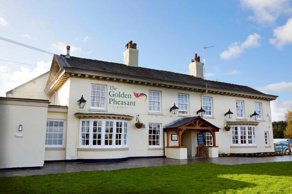 The Golden Pheasant in Knutsford, Cheshire, England