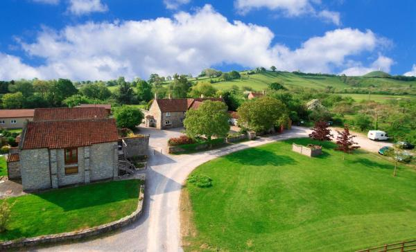 Middlewick Holiday Cottages in Glastonbury, Somerset, England