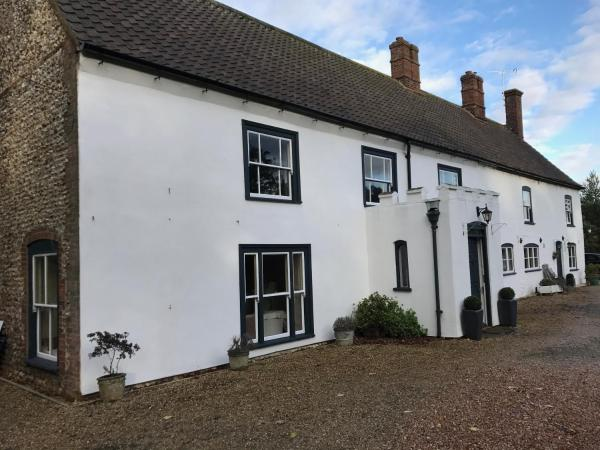 Church Farm House Bed and Breakfast in Great Bircham, Norfolk, England