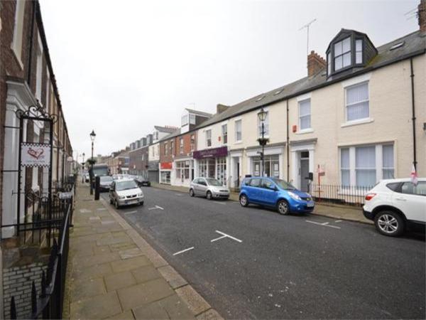 Frederick street in Sunderland, Tyne & Wear, England