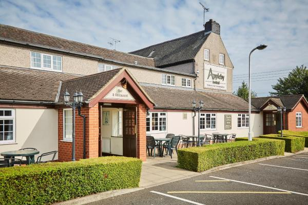 The Appleby Inn Hotel in Appleby Magna, Leicestershire, England