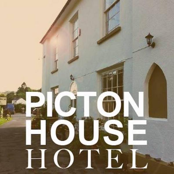 Picton-House in St Clears, Carmarthenshire, Wales