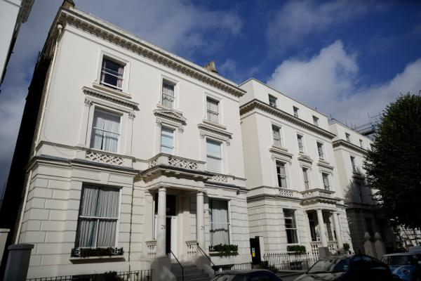 Pembridge Hall in London, Greater London, England
