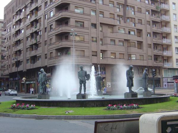 Apartamento Gran Via Logroño