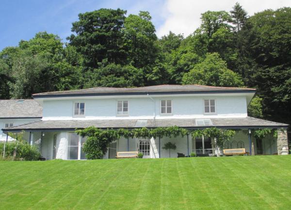 Plas Tan-Yr-Allt Historic Country House in Porthmadog, Gwynedd, Wales