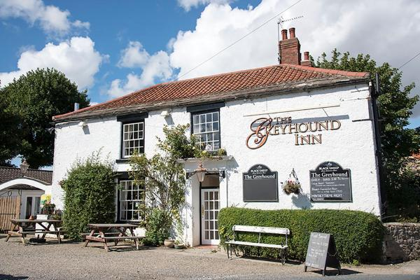 Greyhound Inn in Bedale, North Yorkshire, England