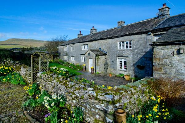 Top Farm bed and breakfast in Selside, North Yorkshire, England