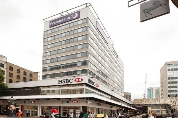 Premier Inn Birmingham City Centre - New Street in Birmingham, West Midlands, England