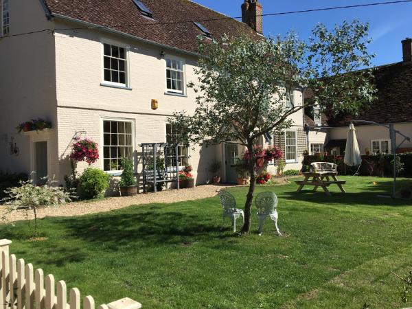 Home Farm House in Wimborne Saint Giles, Dorset, England