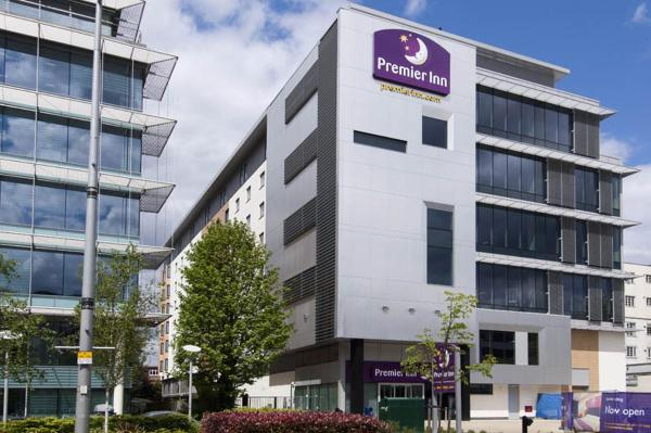 Premier Inn London Ealing in Brentford, Greater London, England