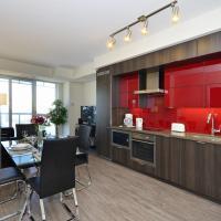 阿特拉斯套房 - 加拿大电视塔和多伦多会议中心酒店