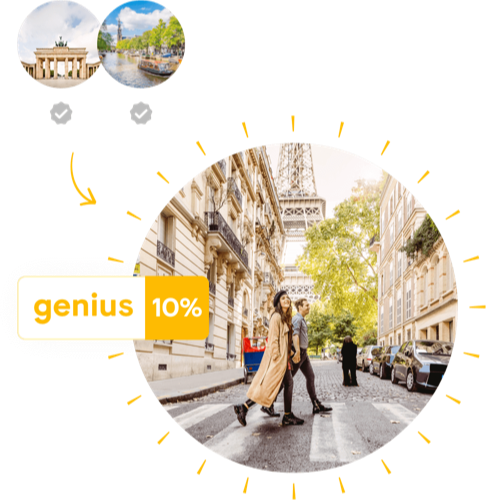 Booking com | Genius loyalty program | travel rewards