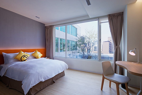 Hotel 7 Taichung Image