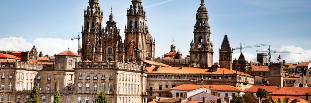 Los 30 mejores hoteles de Santiago de Compostela, España ...