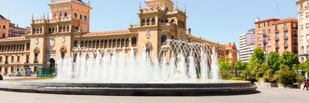 Los 30 mejores hoteles de Valladolid, España (precios desde ...