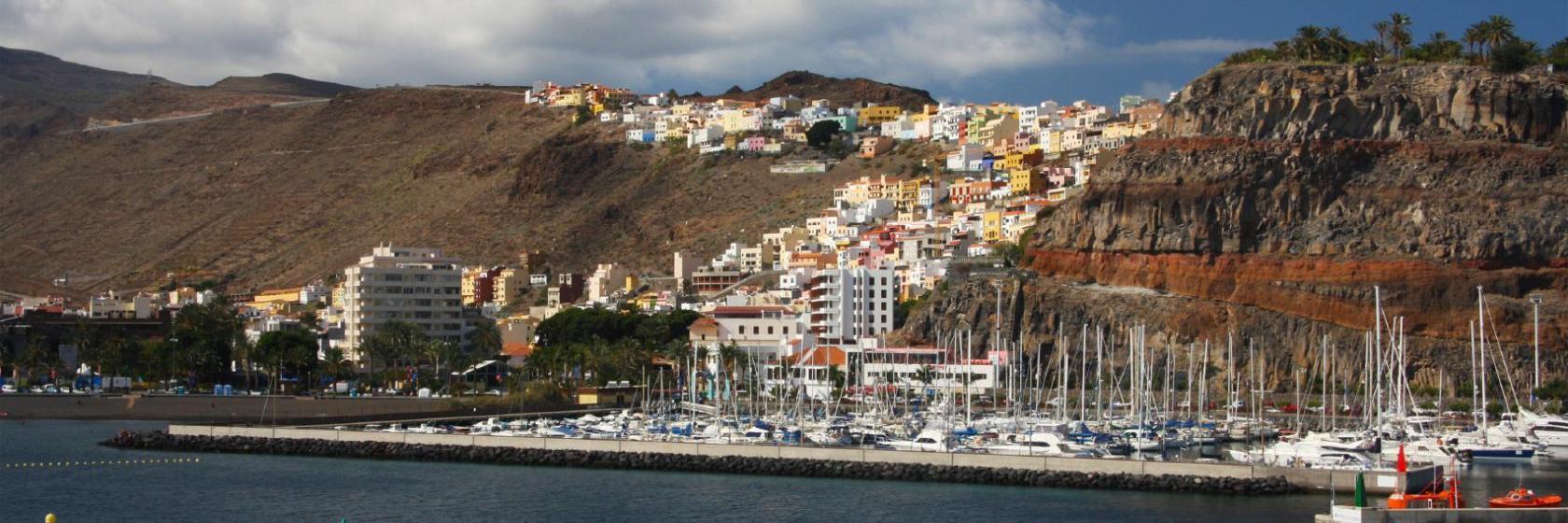 El Gobierno de Canarias destina 2,7 millones a las presas públicas de San Sebastián de La Gomera