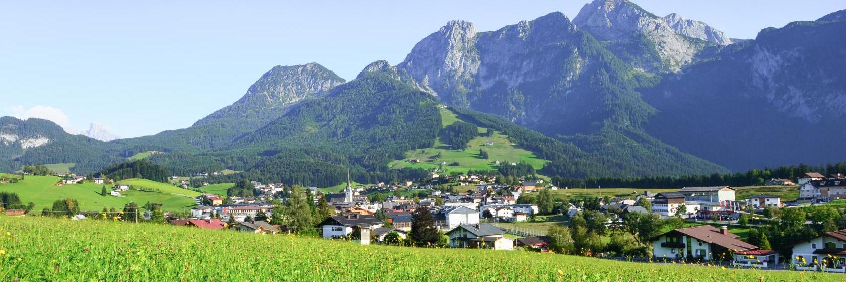 Accommodation Abtenau im Lammertal: Hotels - BERGFEX