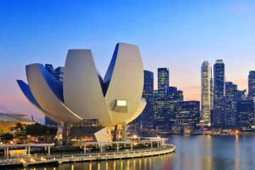 Singapore: Car hire in 22 pick-up locations