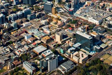 Parramatta: Car rentals in 3 pickup locations