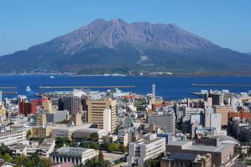 Kagoshima: Car hire in 12 pick-up locations