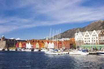 Bergen: Hent leiebil på et av 3 steder