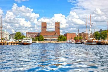 Oslo: Hent leiebil på et av 14 steder