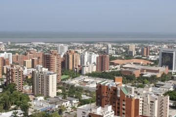 Barranquilla: Alquiler de coches en 3 lugares de recogida