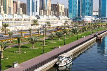 Sharjah: Car hire in 18 pick-up locations