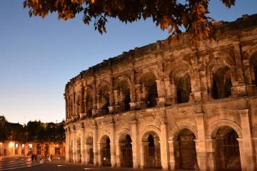 Nîmes: Car hire in 5 pick-up locations