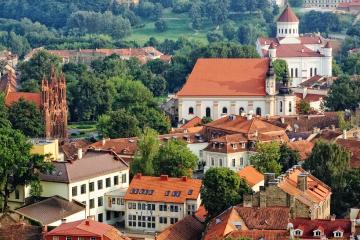 Vilnius: Nuomotą automobilį galima atsiimti 7 vietose